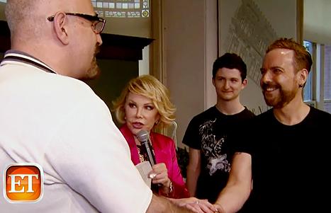 joan rivers officiates gay wedding