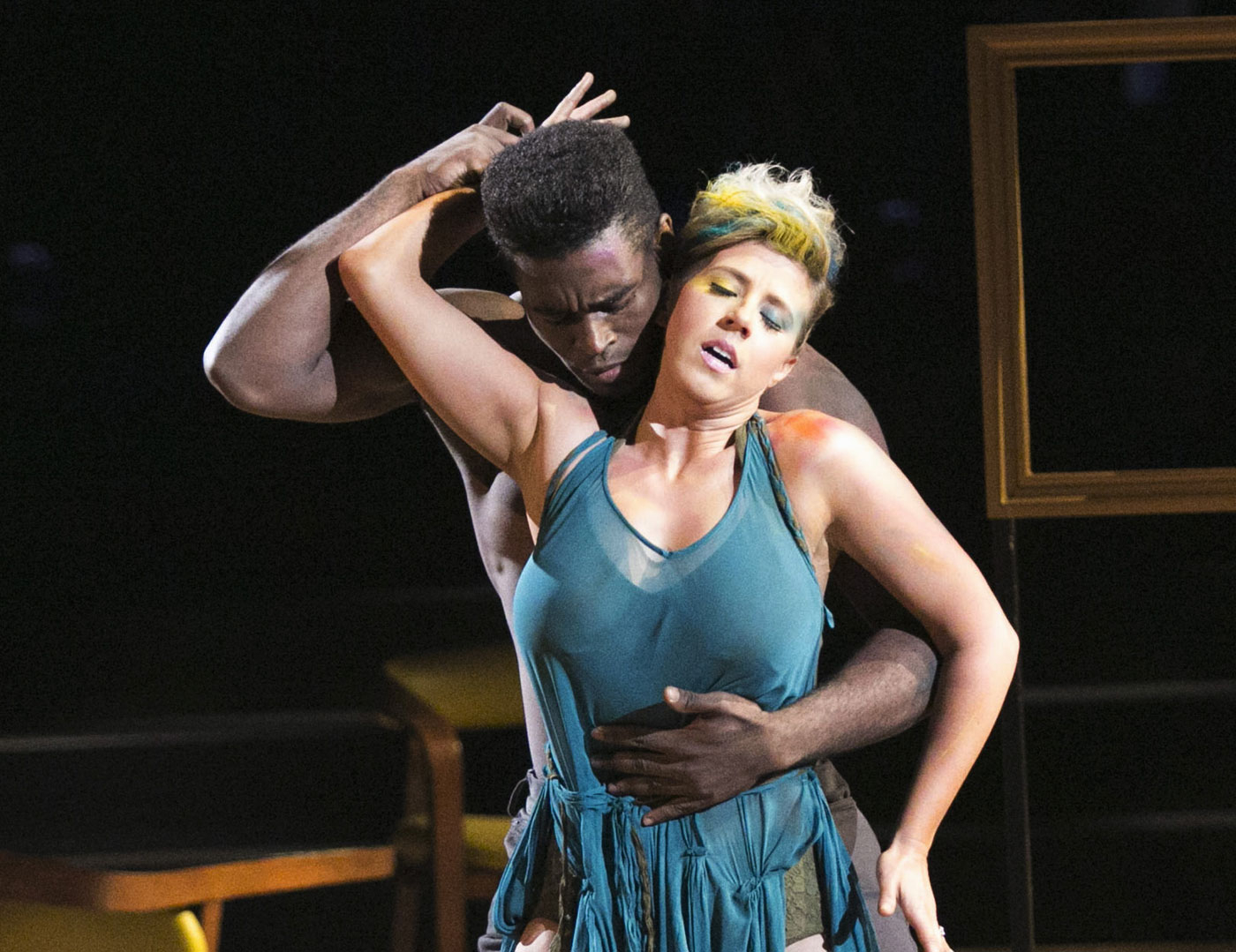 Jodie Sweetin and Keo Motsepe on 'Dancing With the Stars'