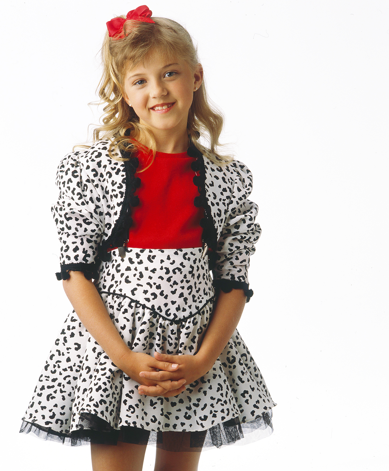 Jodie Sweetin in 1990