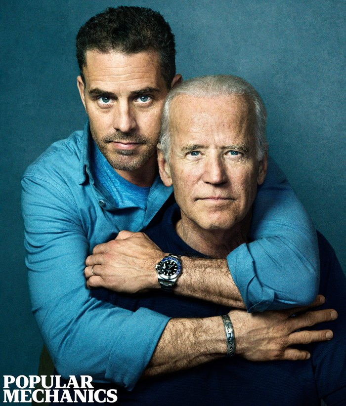 Joe Biden Opens Up About Past Family Tragedies With Son Hunter Biden