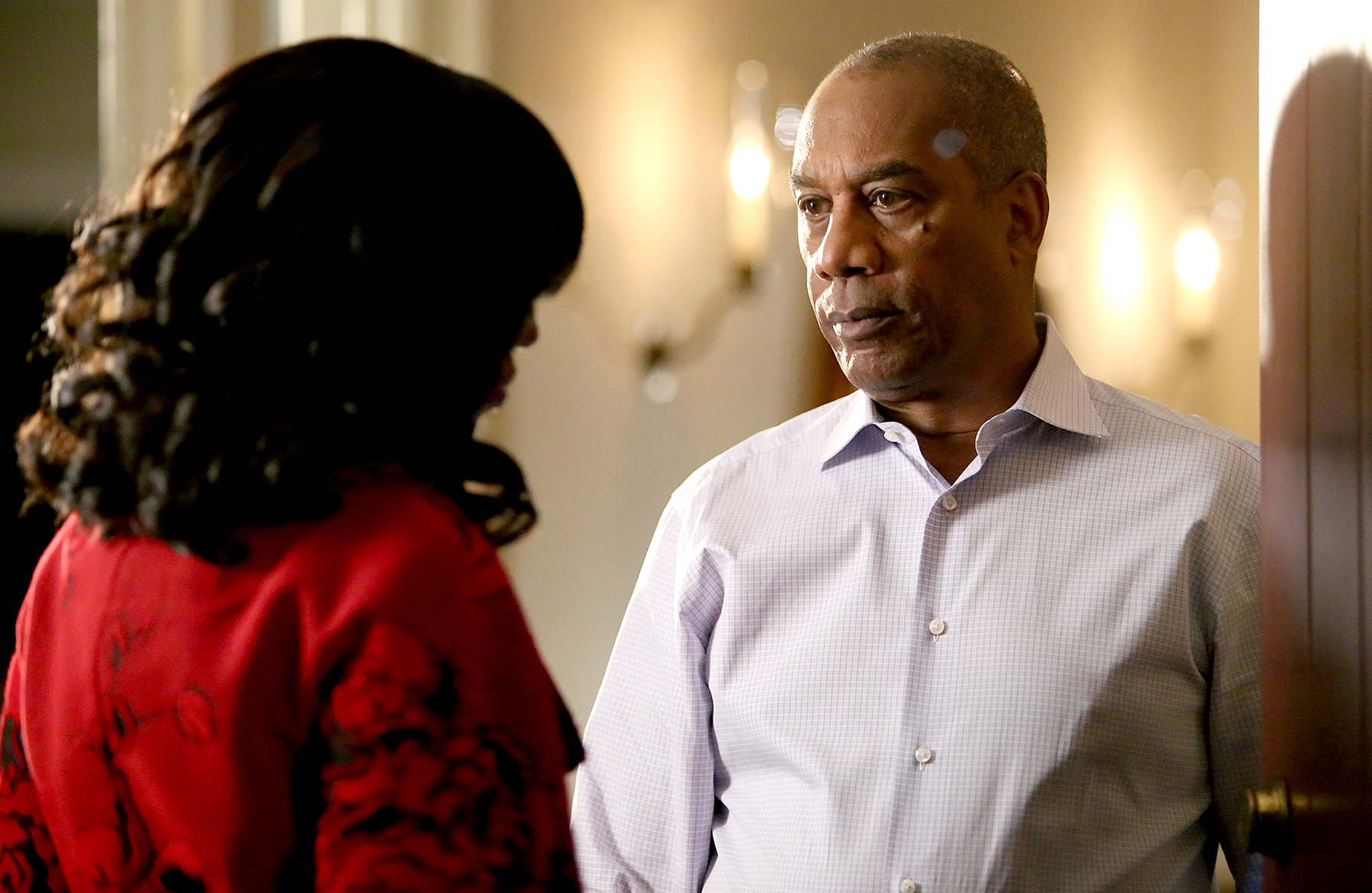 Joe Morton on Scandal.