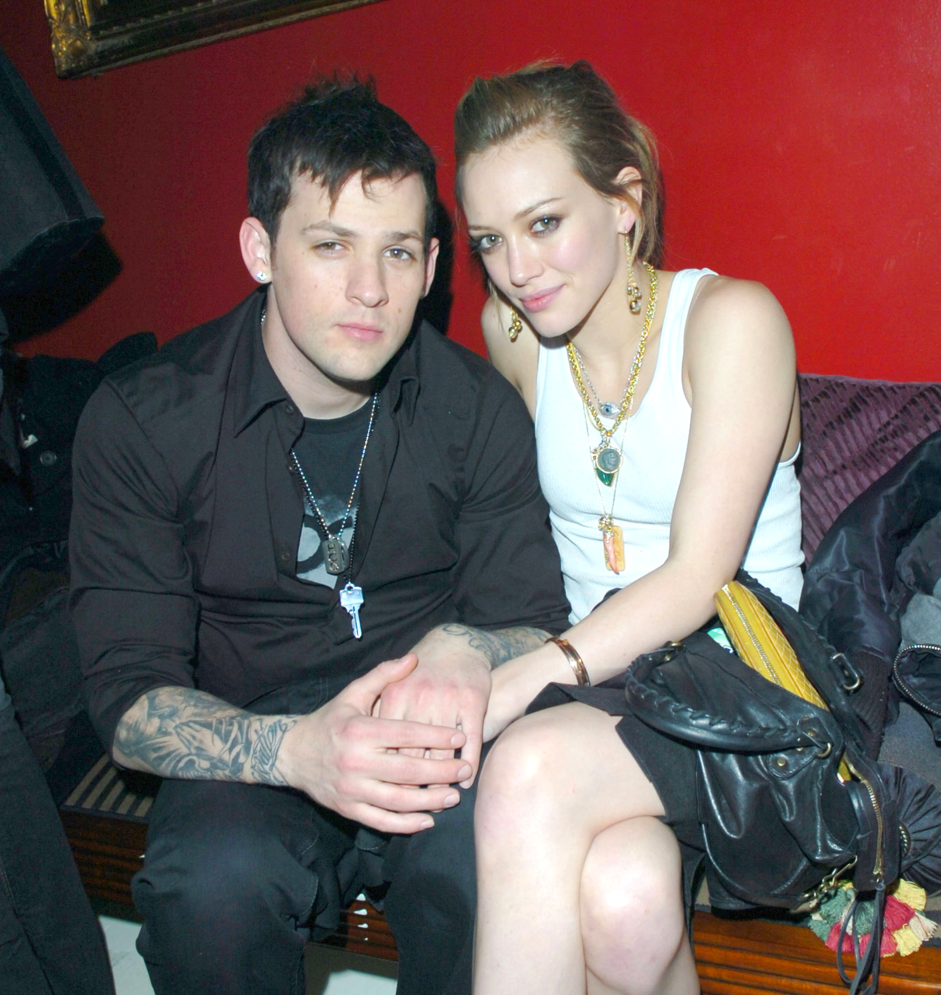 Hilary duff on divorce marriage and monogamy joel madden and hilary duff during nylon celebrates the official opening of boudoir at boudoir in new york city djamilla rosa cochranwireimage junglespirit Gallery