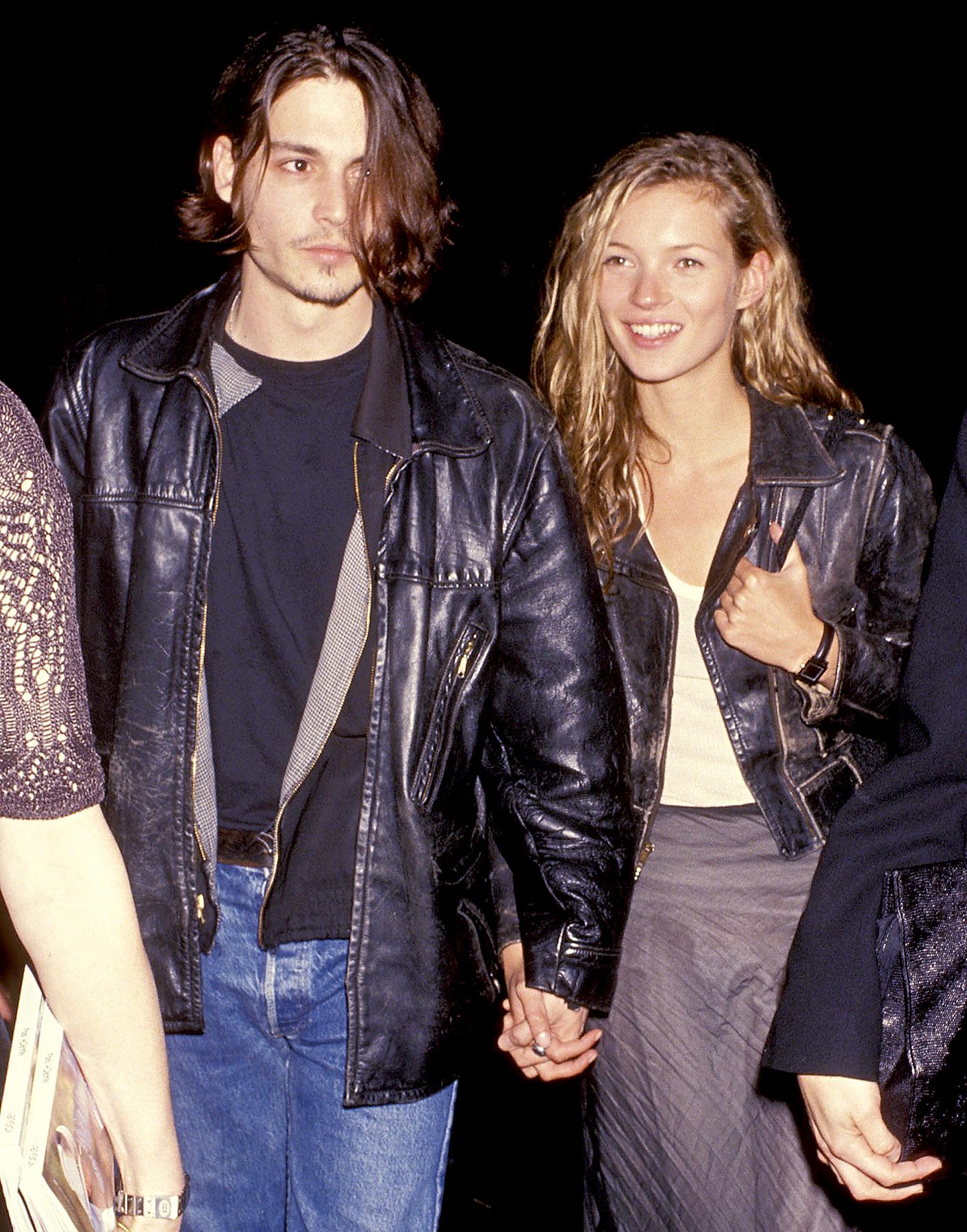 Johnny Depp S Romantic History From Amber Heard To Winona