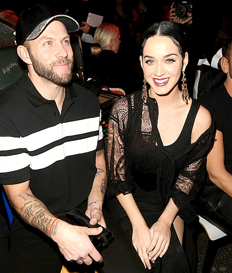 Katy Perry and Johnny Wujek - Givenchy