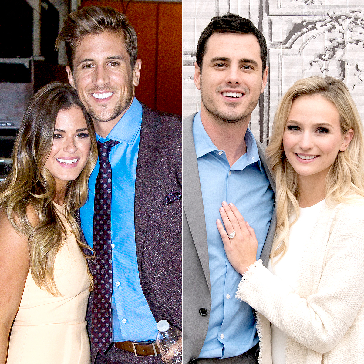 JoJo Fletcher And Jordan Rodger Ben Higgins Lauren Bushnell