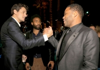 John Mayer, Donald Glover, Anthony Anderson