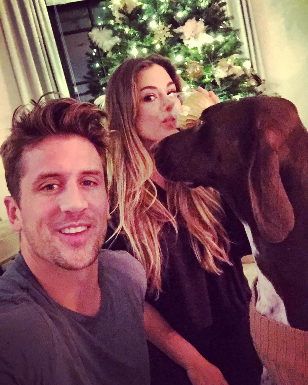 JoJo Fletcher, Jordan Rodgers Buy First Christmas Tree as Couple
