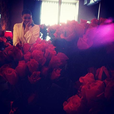 Jordan Sparks Flowers
