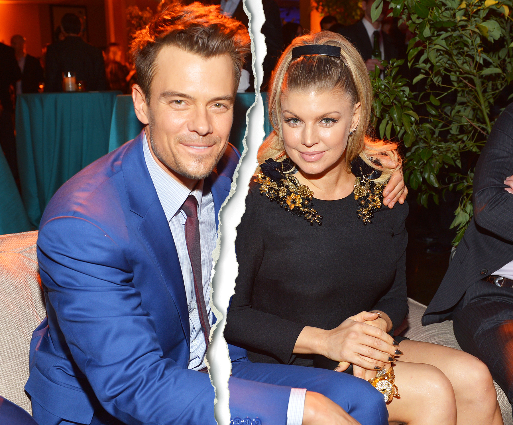 Josh Duhamel Fergie split divorce