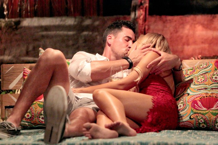 Josh Murray and Amanda Stanton on 'Bachelor in Paradise.'