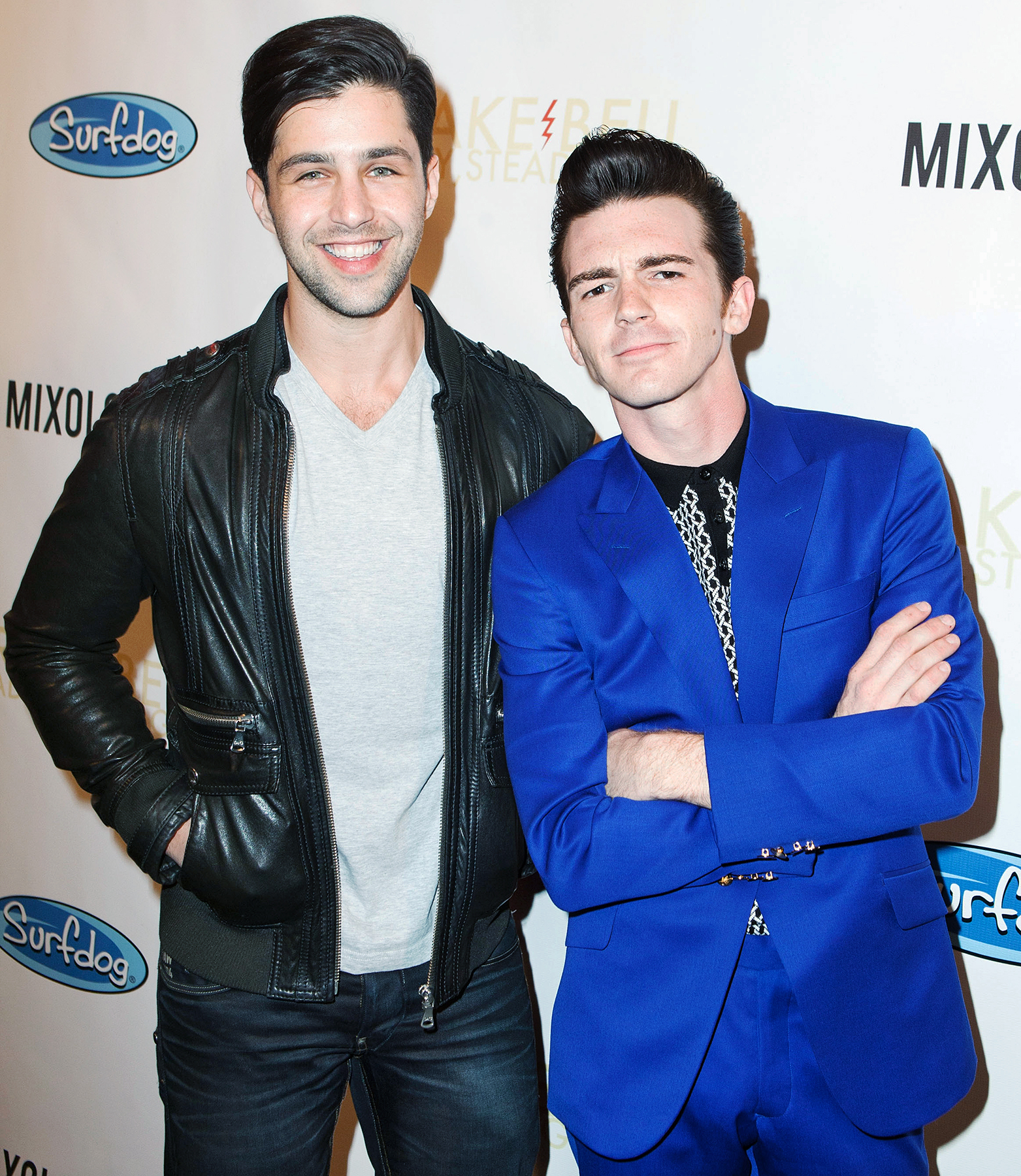 Drake Bell Josh Peck - From dynamic duo to frenemies! Drake Bell and Josh Peck skyrocketed to fame after their hit Nickelodeon sitcom Drake & Josh premiered in 2004.