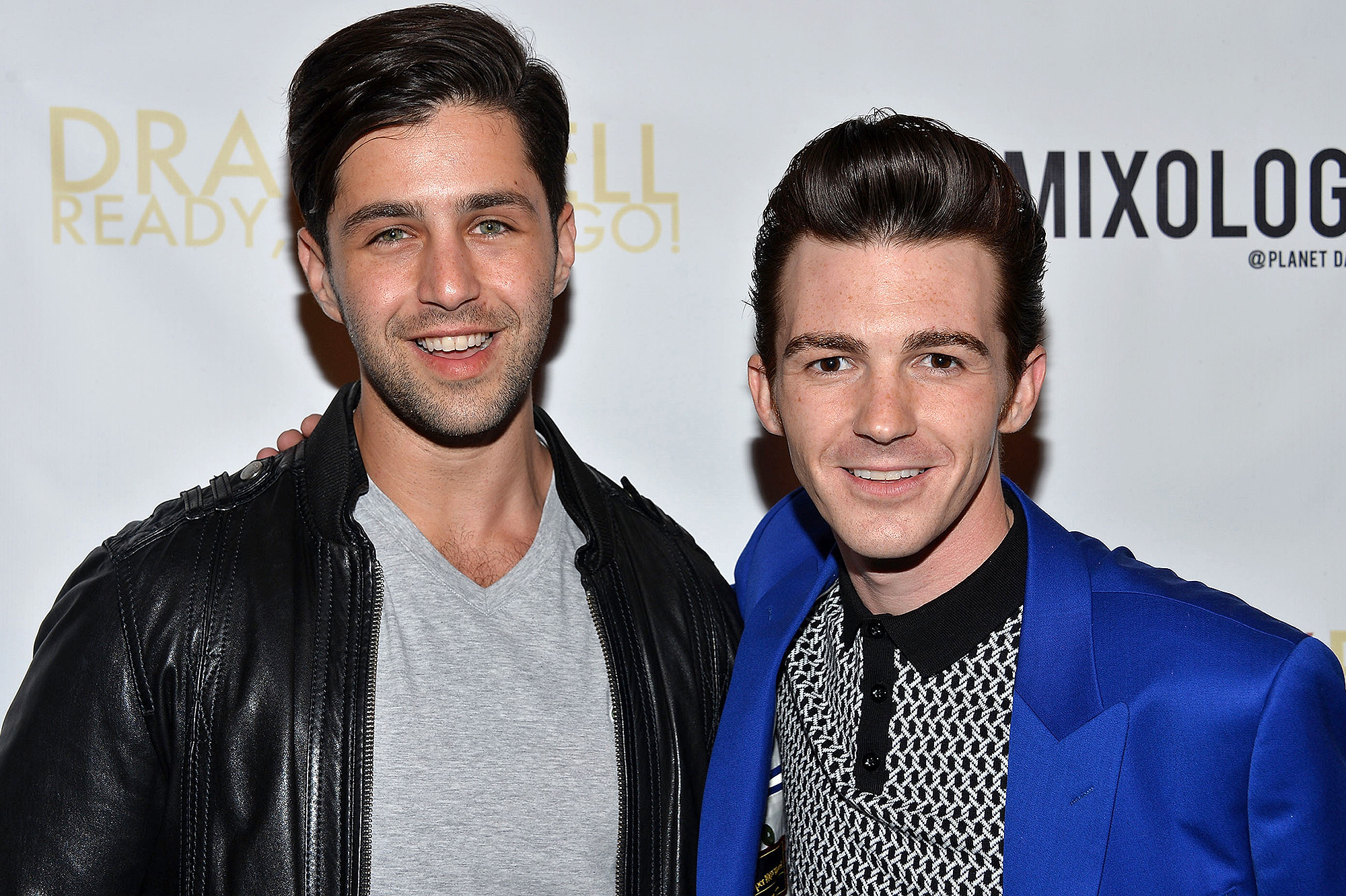 Josh Peck, Drake Bell, Ready Steady Go! Album Release Party