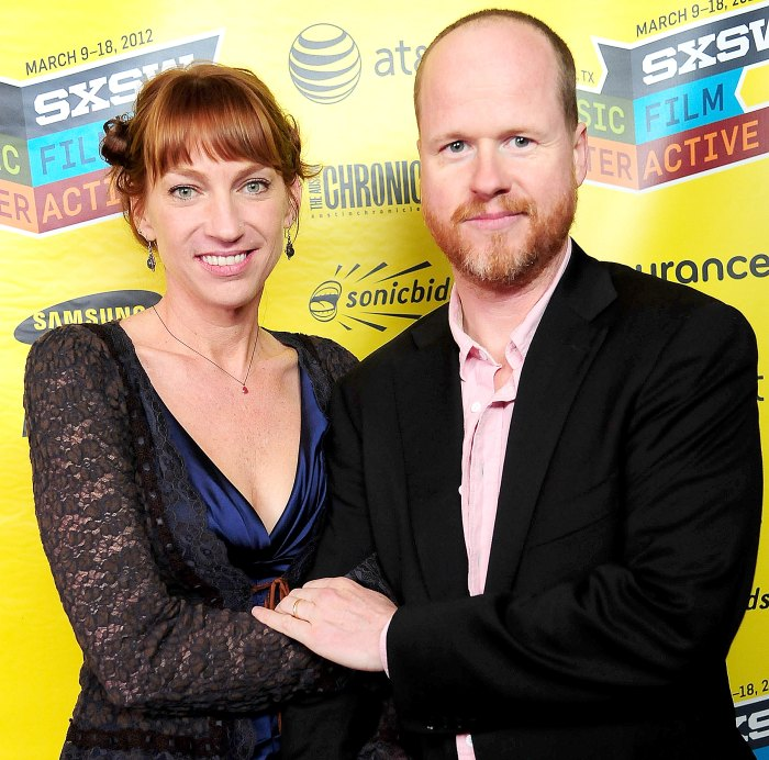 """Joss Whedon and Kai Cole attend the World Premiere of """"The Cabin in the Woods"""" at Paramount Theatre on March 9, 2012 in Austin, Texas."""