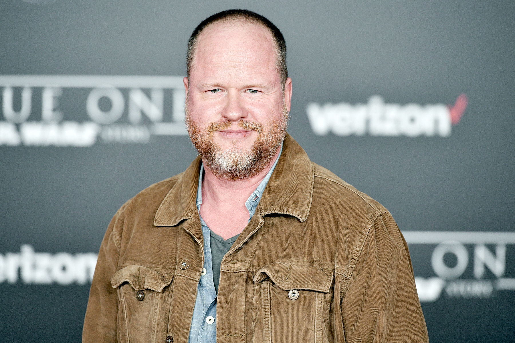 "Joss Whedon attends the premiere of Walt Disney Pictures and Lucasfilm's ""Rogue One: A Star Wars Story"" at the Pantages Theatre on December 10, 2016 in Hollywood, California."