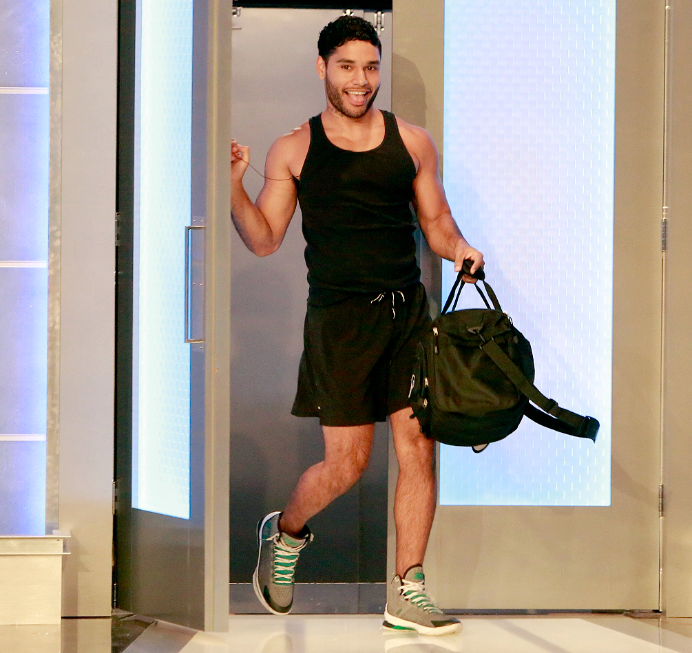 Jozea Flores is the second Houseguest evicted from the Big Brother house.