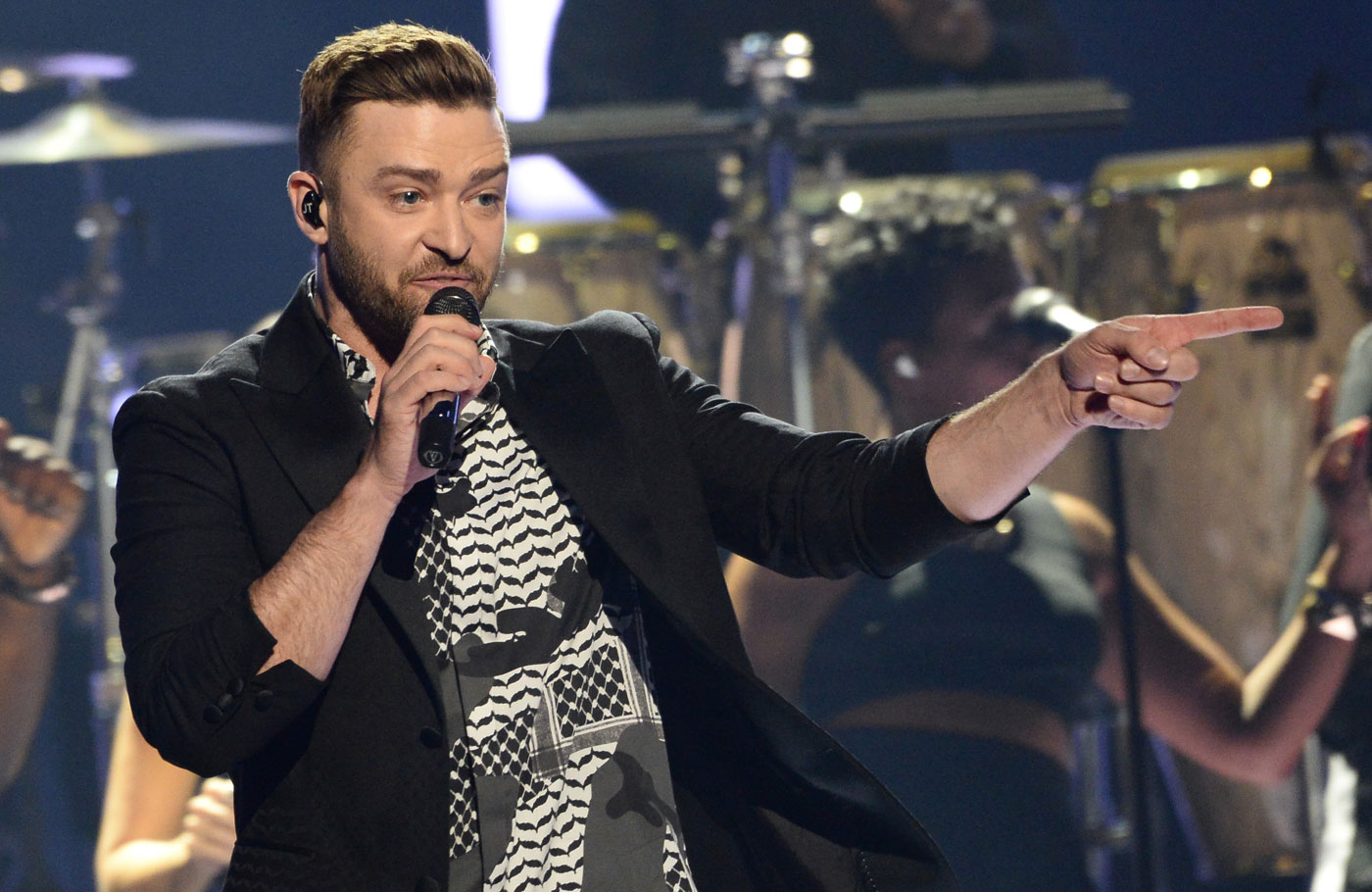 Justin Timberlake took a bashing on Twitter after trying to congratulate Jesse Williams