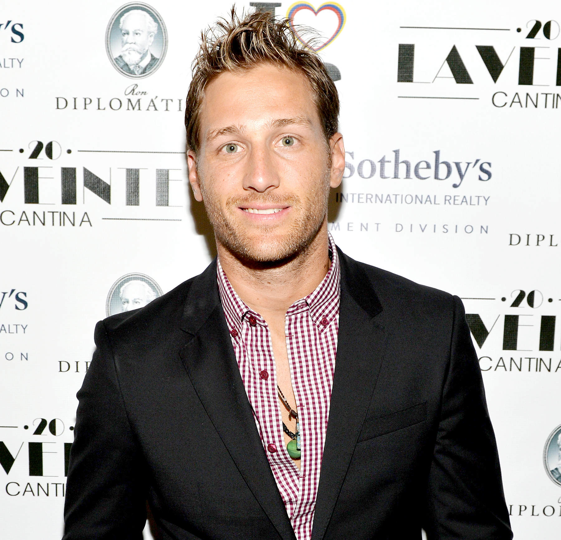 Juan Pablo Galavis attends I Love Venezuelan Foundation Event Cantina La No. 20 at The Icon Brickell on October 14, 2014 in Miami, Florida.