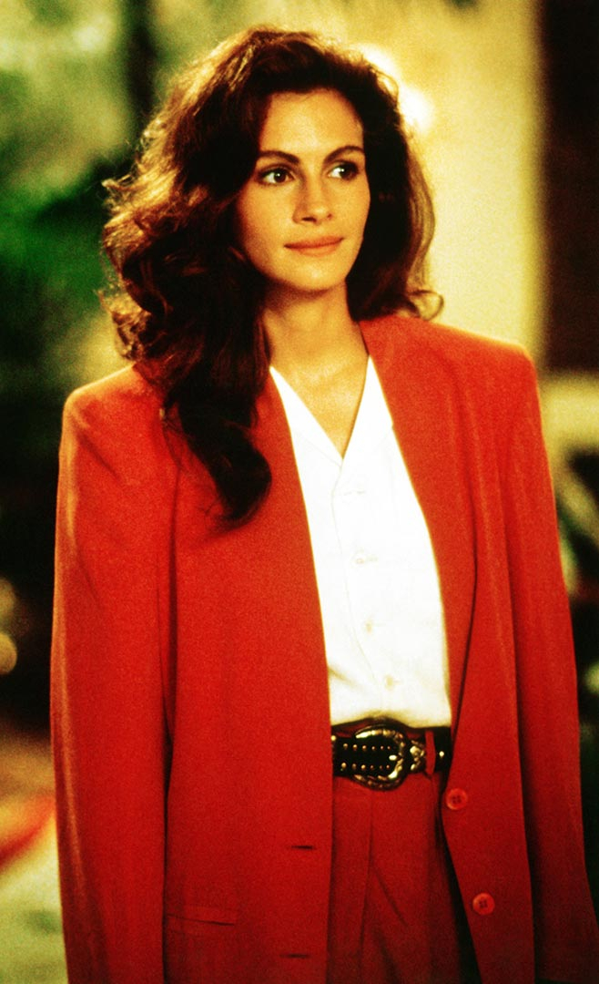 Julia Roberts' 'Pretty Woman' Character Originally