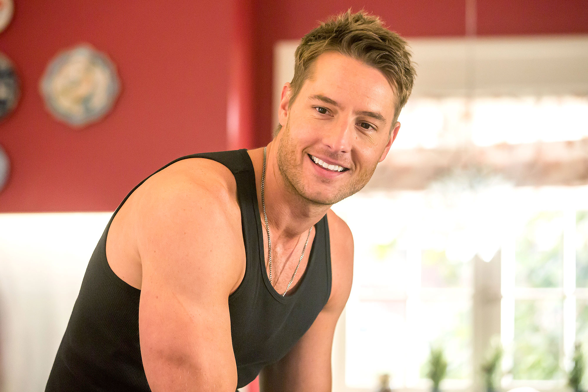 Justin Hartley as Kevin Pearson