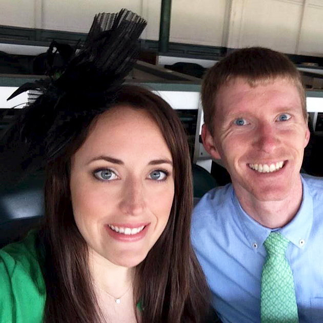 Stephanie and Justin Shults