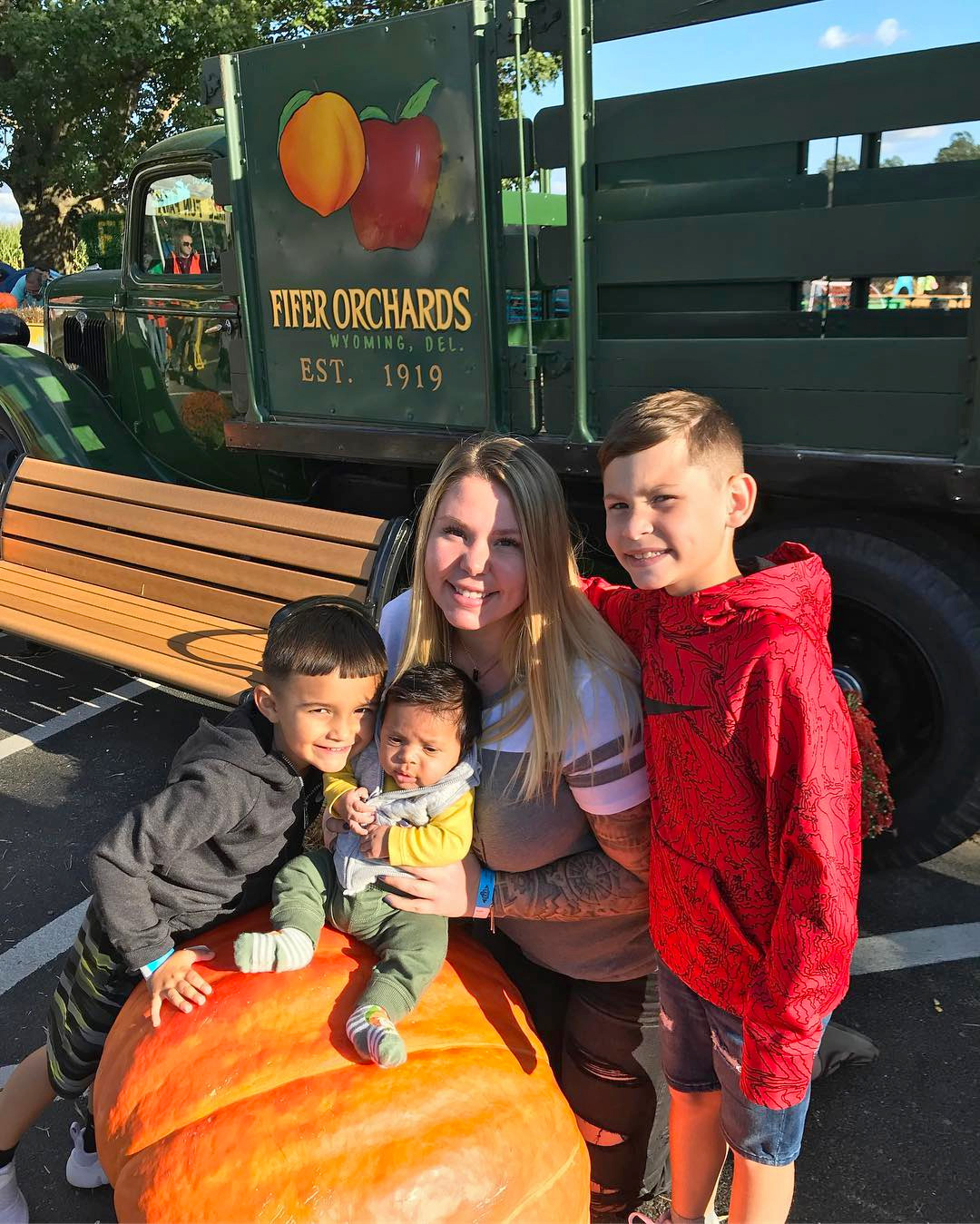 Kailyn Lowry, Fall Festival