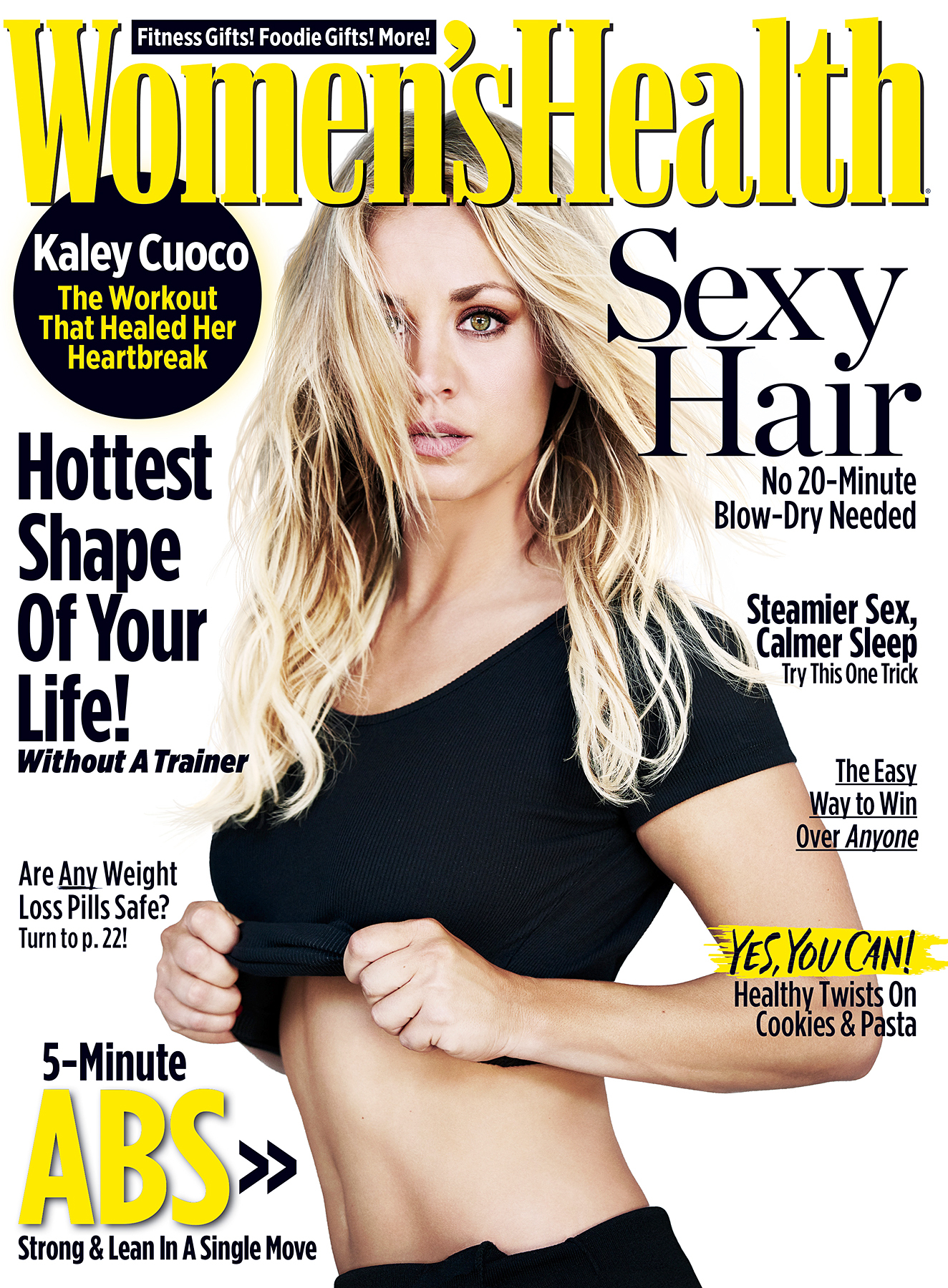 Kaley Cuoco Reveals She's Had a Nose Job, Boob Job: 'Best Thing I Ever Did'