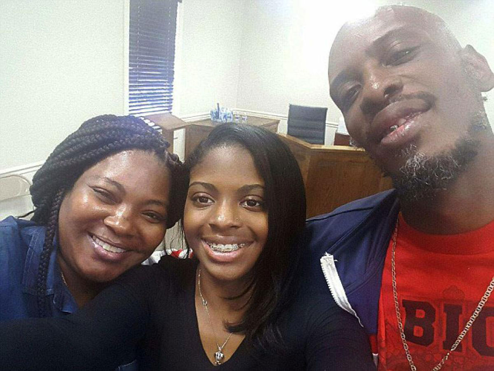 Parents reunite with abducted daughter Kamiyah Mobley