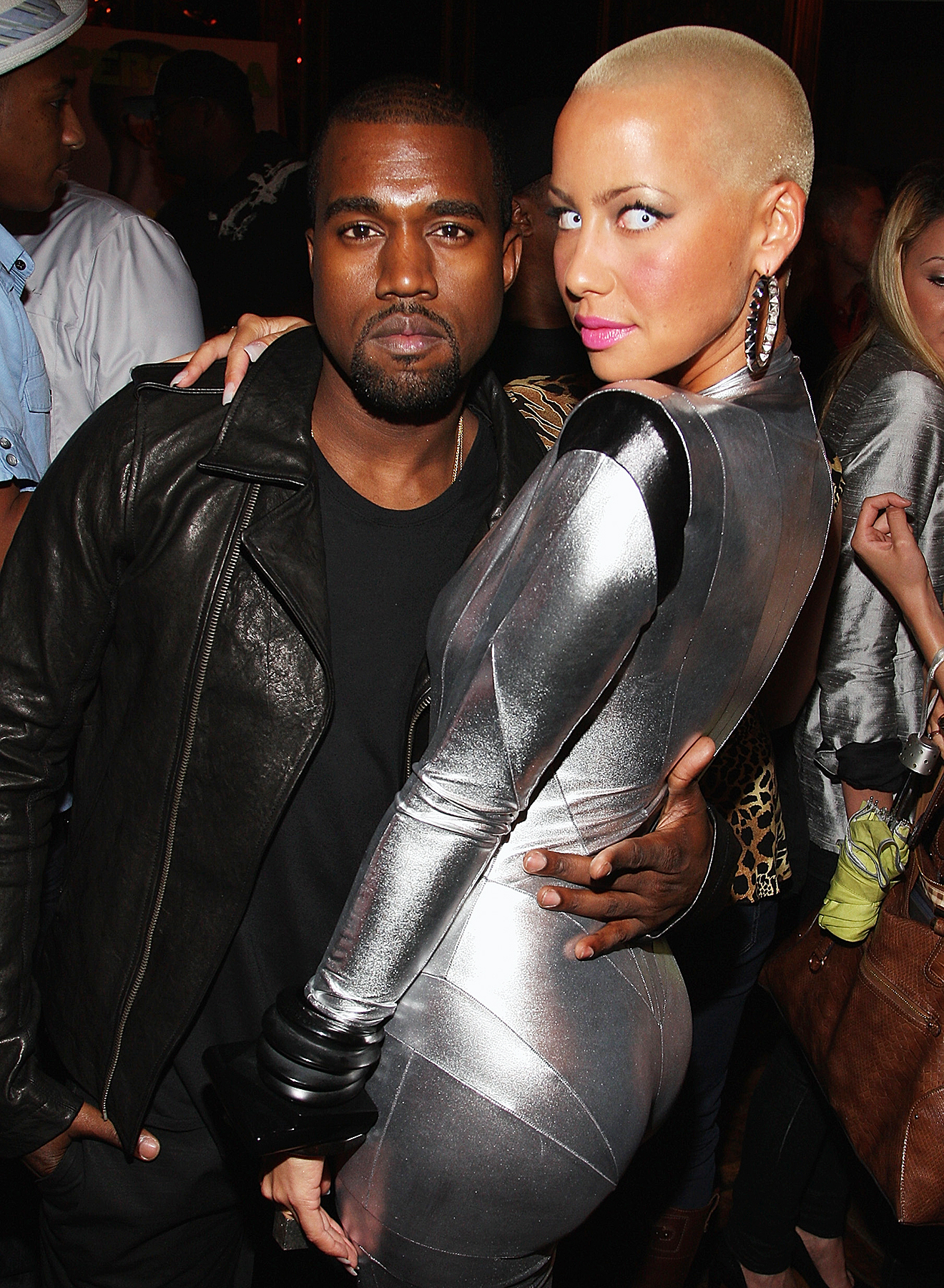 A History of Kanye West and Amber Rose's