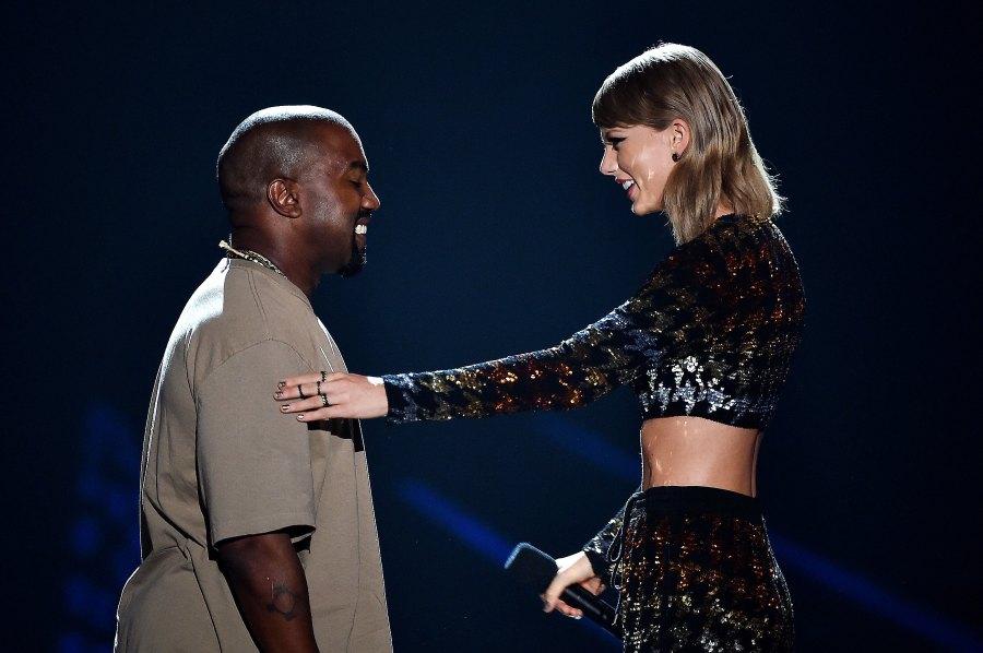 Kanye West; Taylor Swift