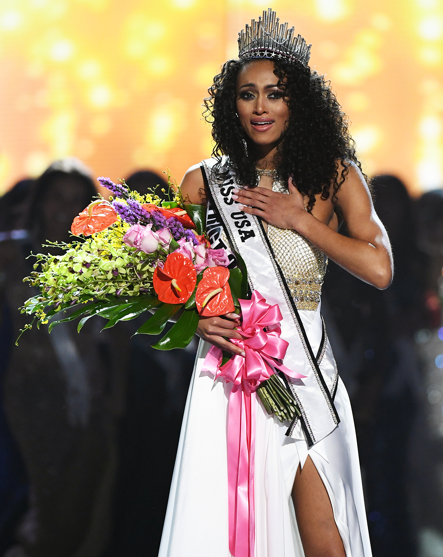 Miss District of Columbia USA 2017 Kara McCullough