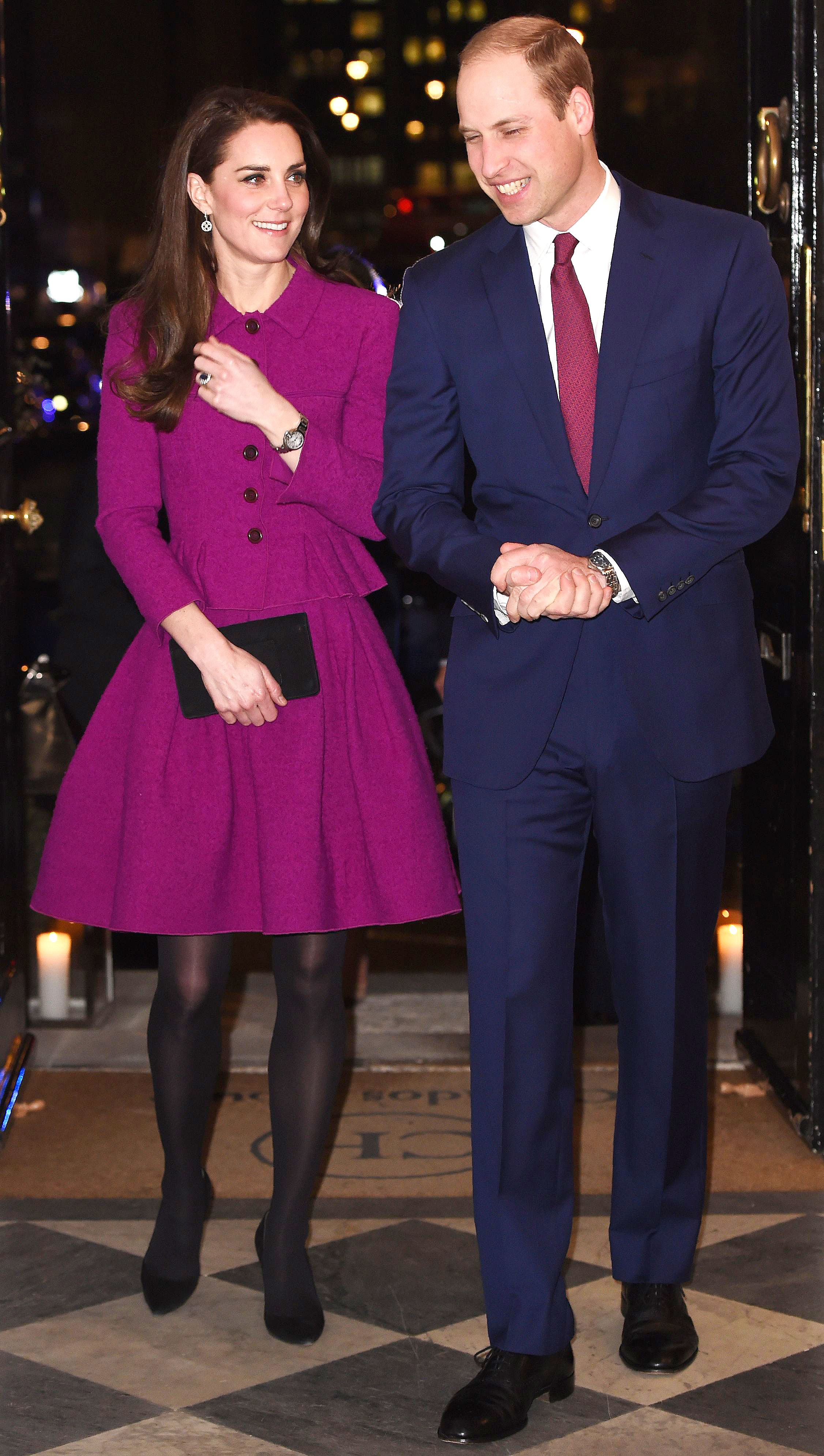 pictures Stop EVERYTHING: Duchess Kate Is Wearing A 35 ASOS Dress Today