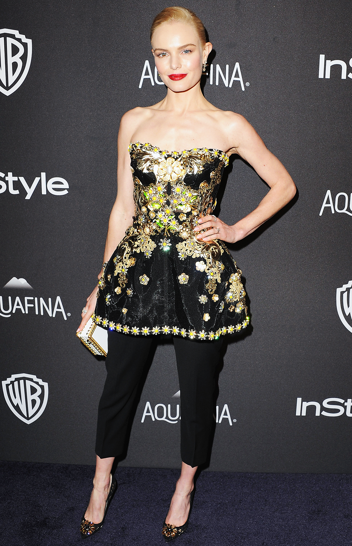 Kate Bosworth at the Golden Globes 2016 afterparty