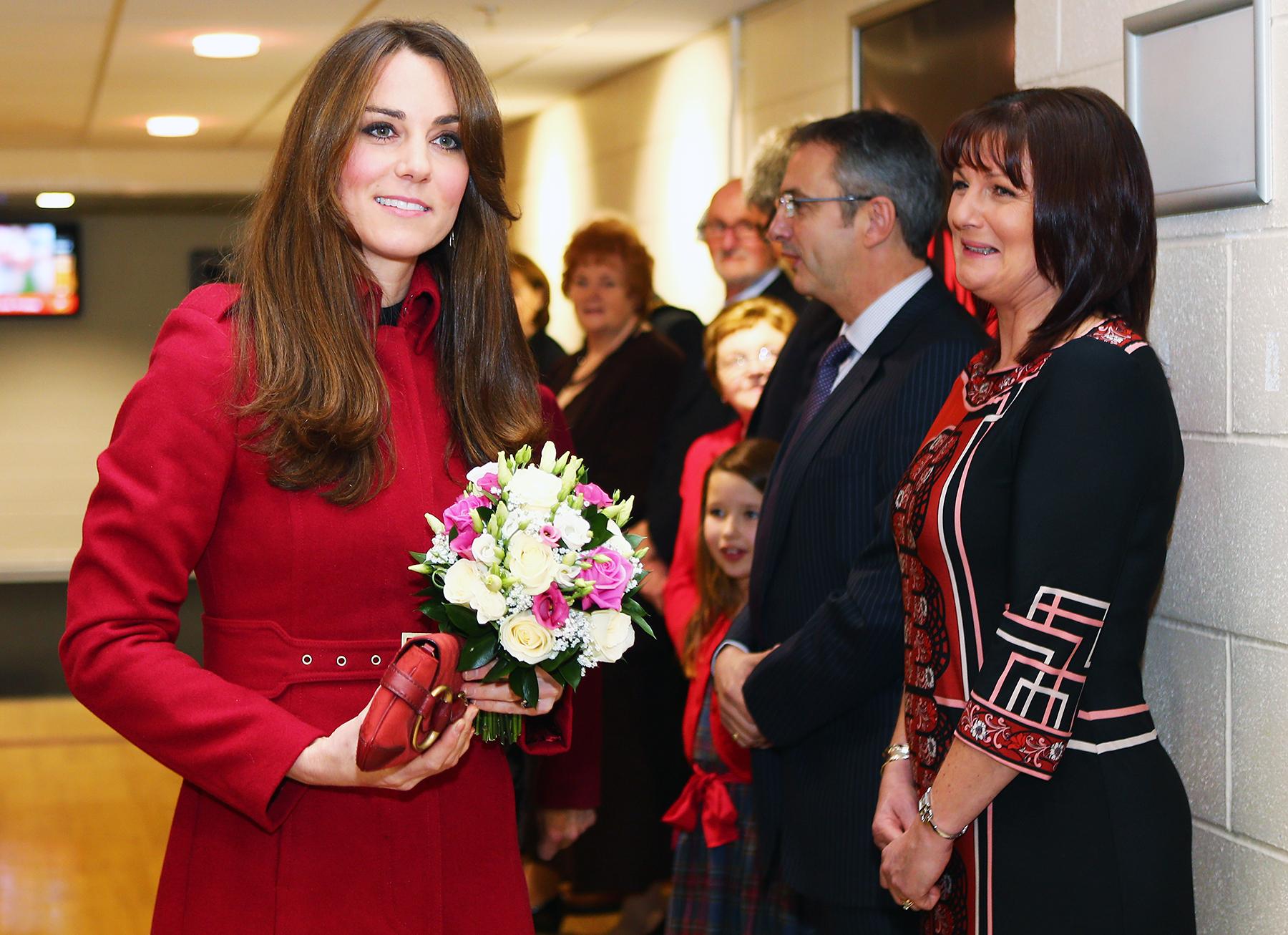 Kate Middleton in November 2012