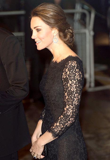 Kate Middleton - bump
