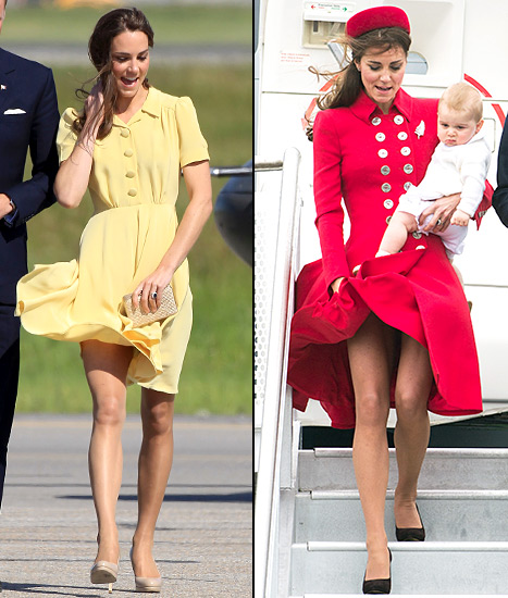 Kate Middleton - Marilyn Moments