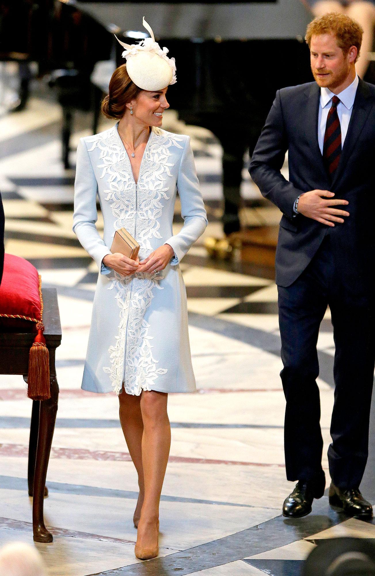 Kate Middleton, Prince Harry