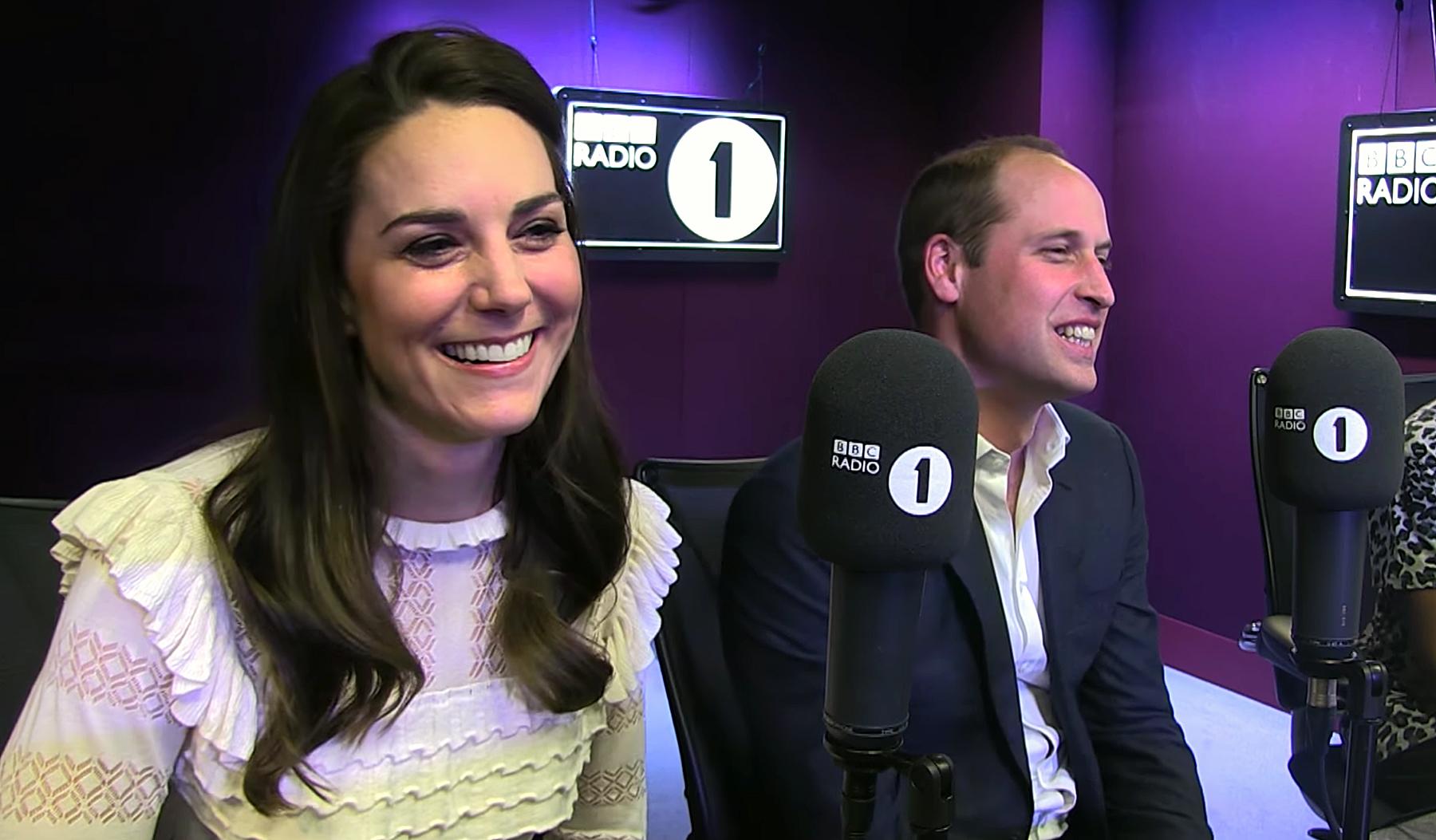 Kate Middleton Prince William BBC 1