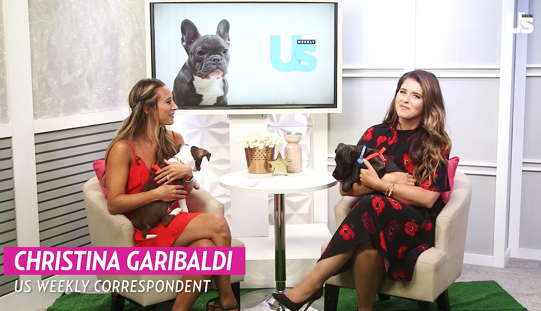 Katherine Schwarzenegger Pet Adoption