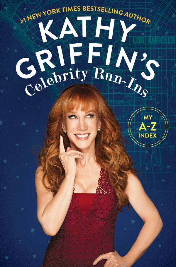 Celebrity Run-Ins: My A-Z Index