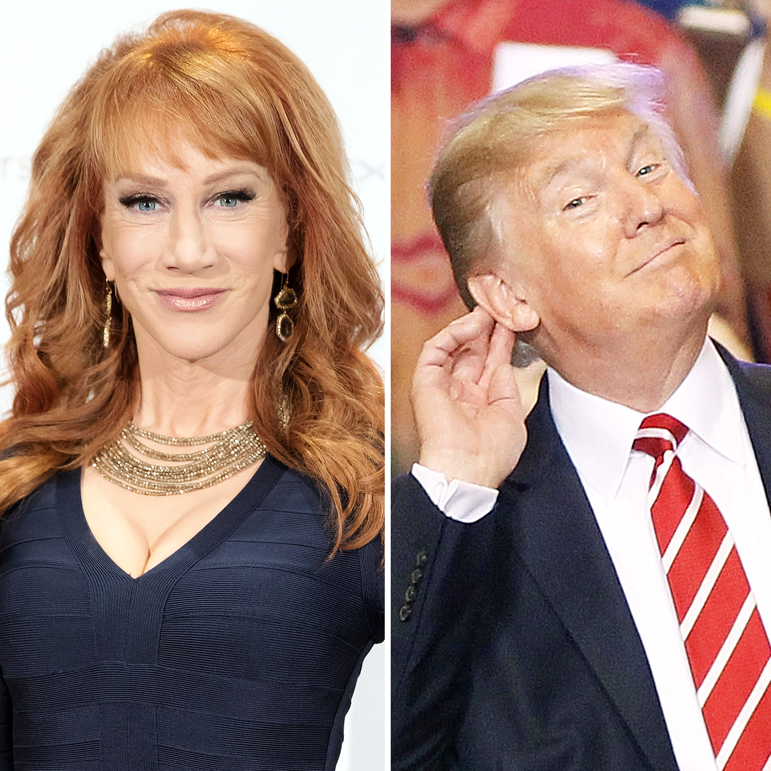 Kathy Griffin Donald Trump