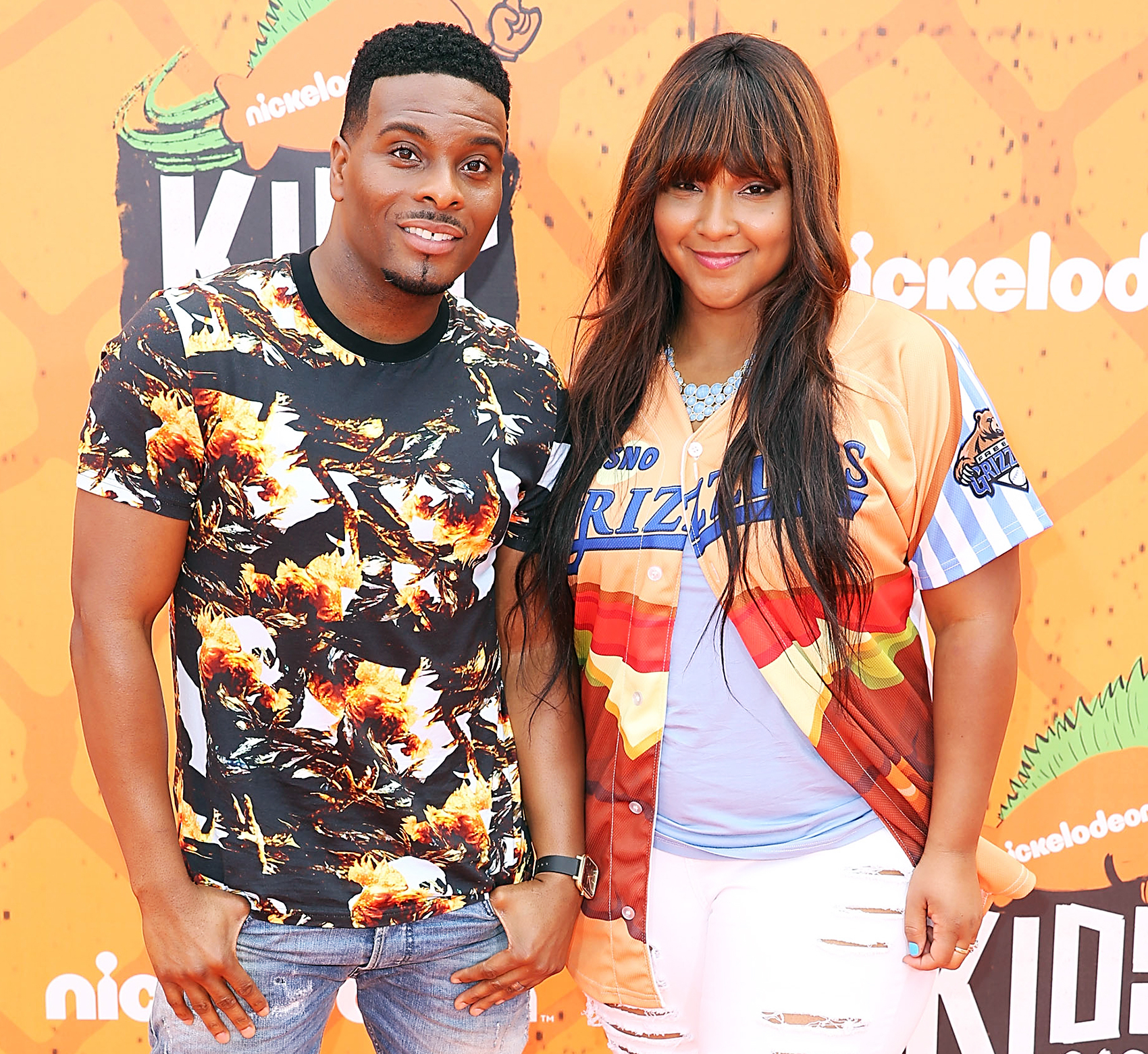 Kel Mitchell Asia Lee