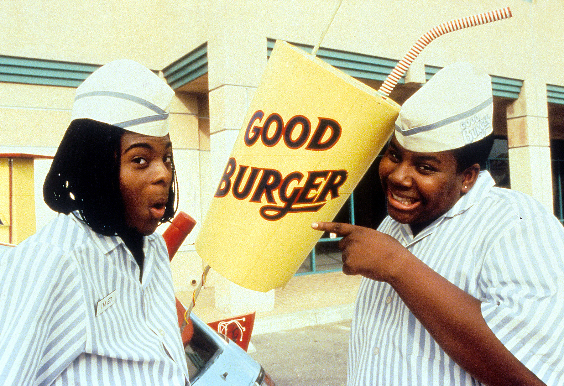 Kel Mitchell Kenan Thompson Good Burger