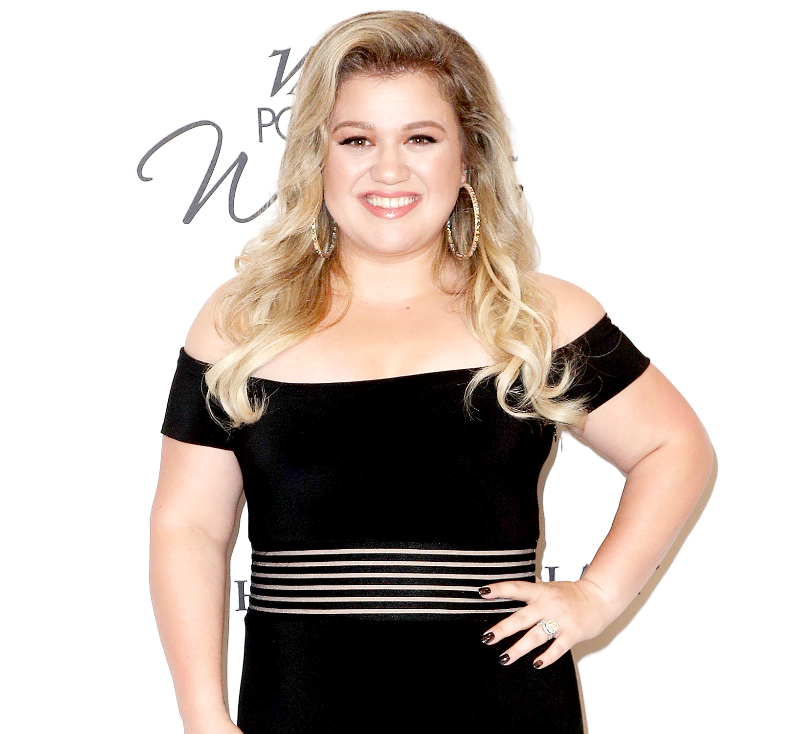 Kelly Clarkson attends the Variety's Power Of Women at the Beverly Wilshire Four Seasons Hotel on October 13, 2017 in Beverly Hills, California.
