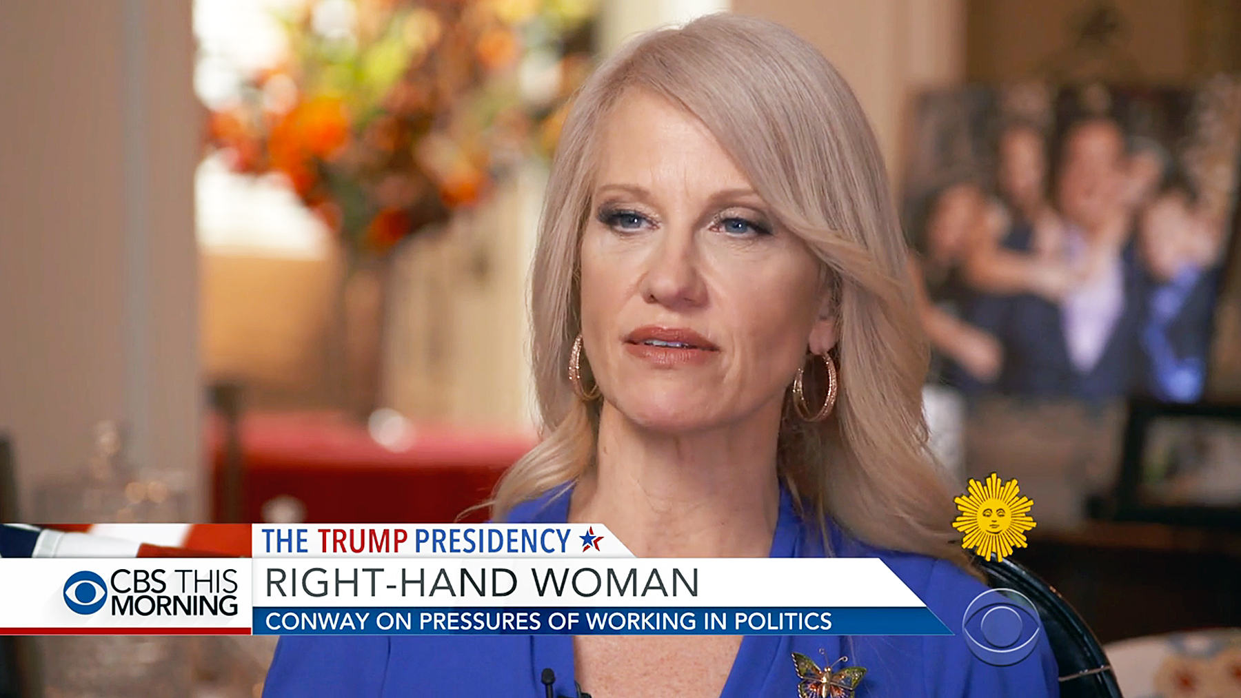Kellyanne Conway CBS This Morning