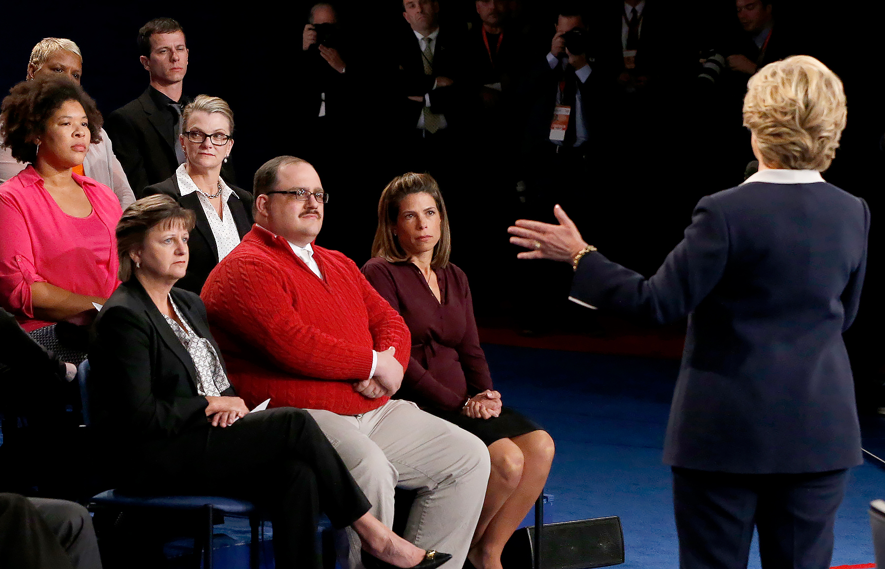 Ken Bone Speaks: Why He Wore That Red Sweater to Presidential Debate