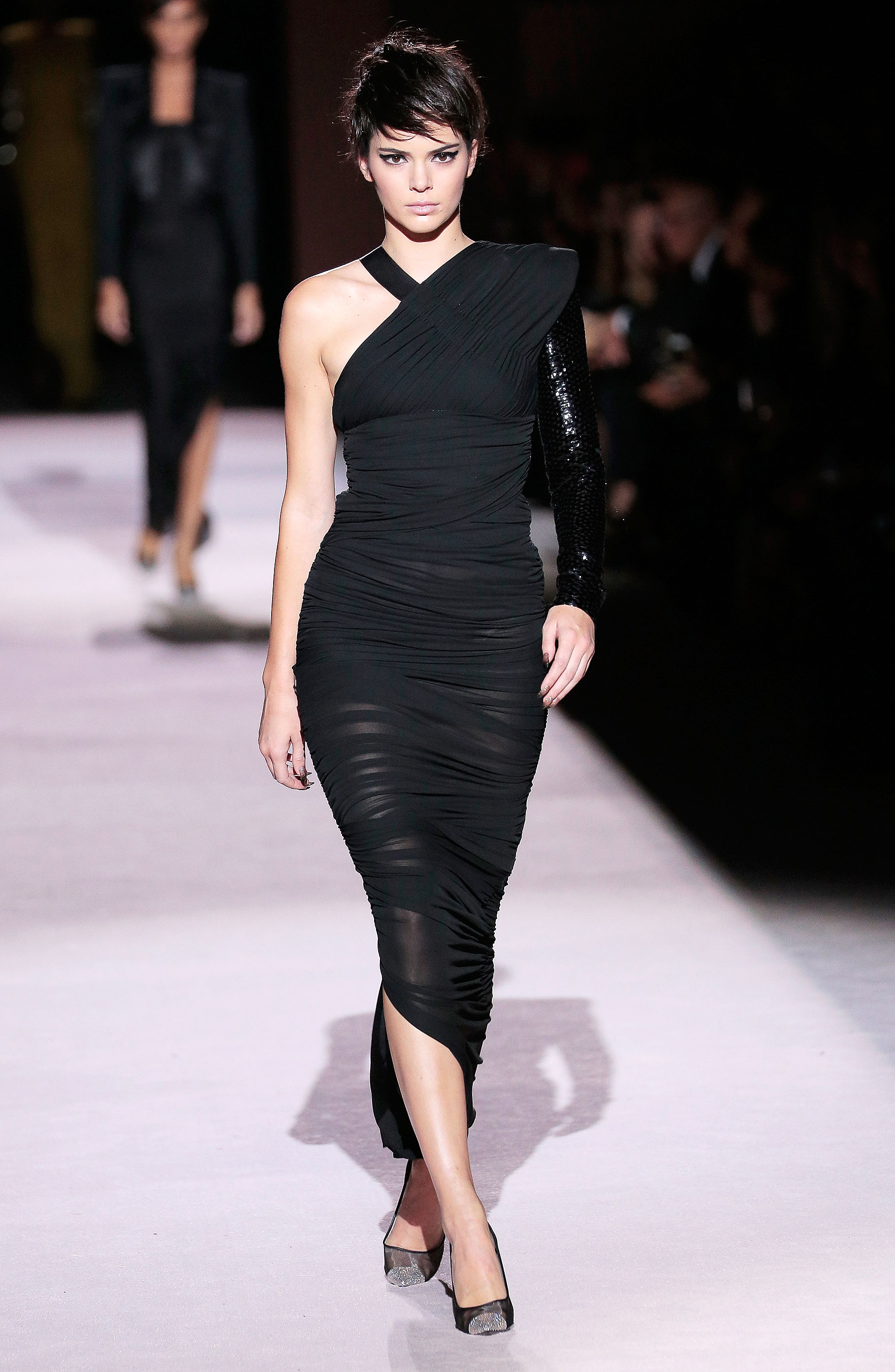 94965ec0d08 Kendall Jenner s Runway Modeling Looks  Pictures