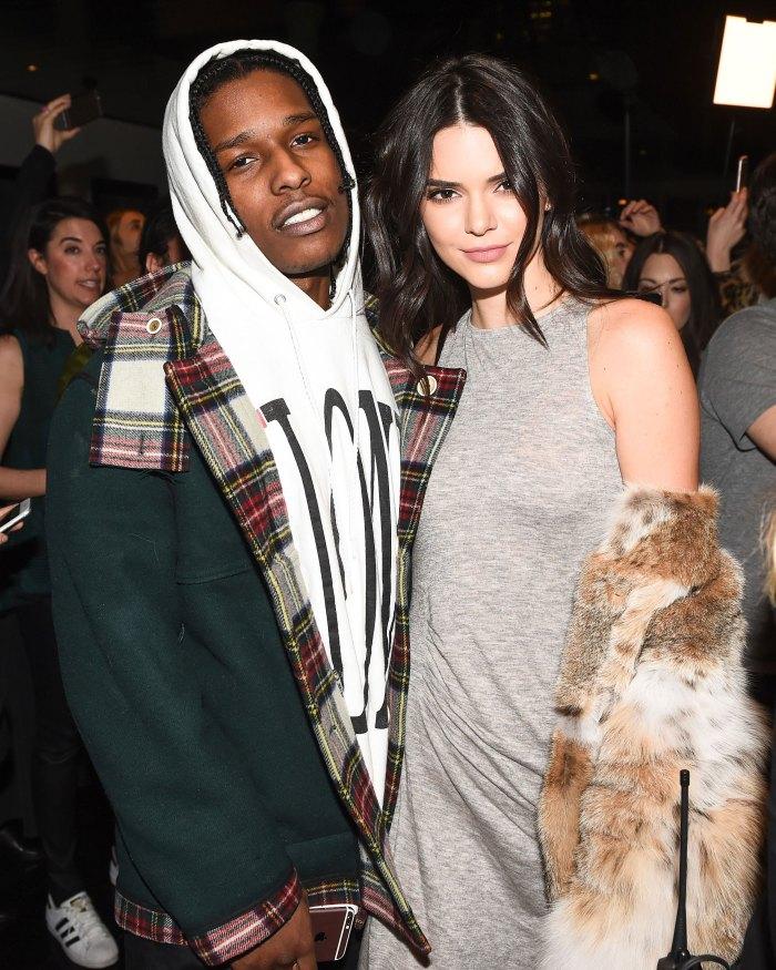 Kendall Jenner A$AP Rocky