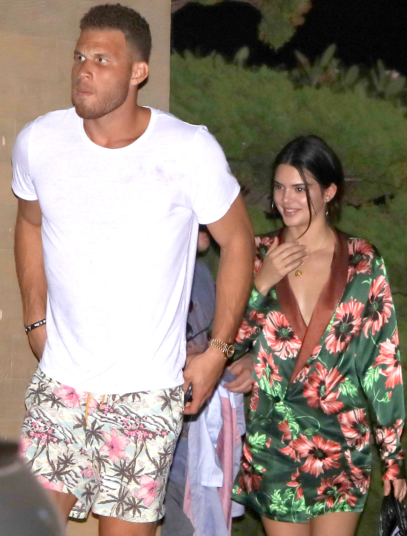 Blake Griffin and Kendall Jenner