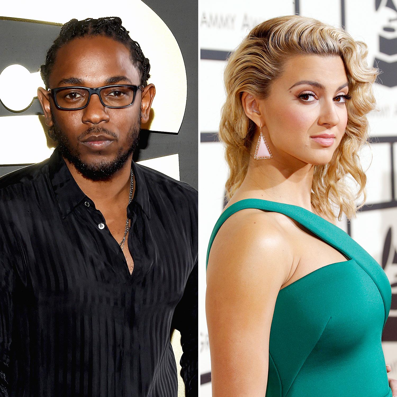 Kendrick Lamar And Tori Kelly
