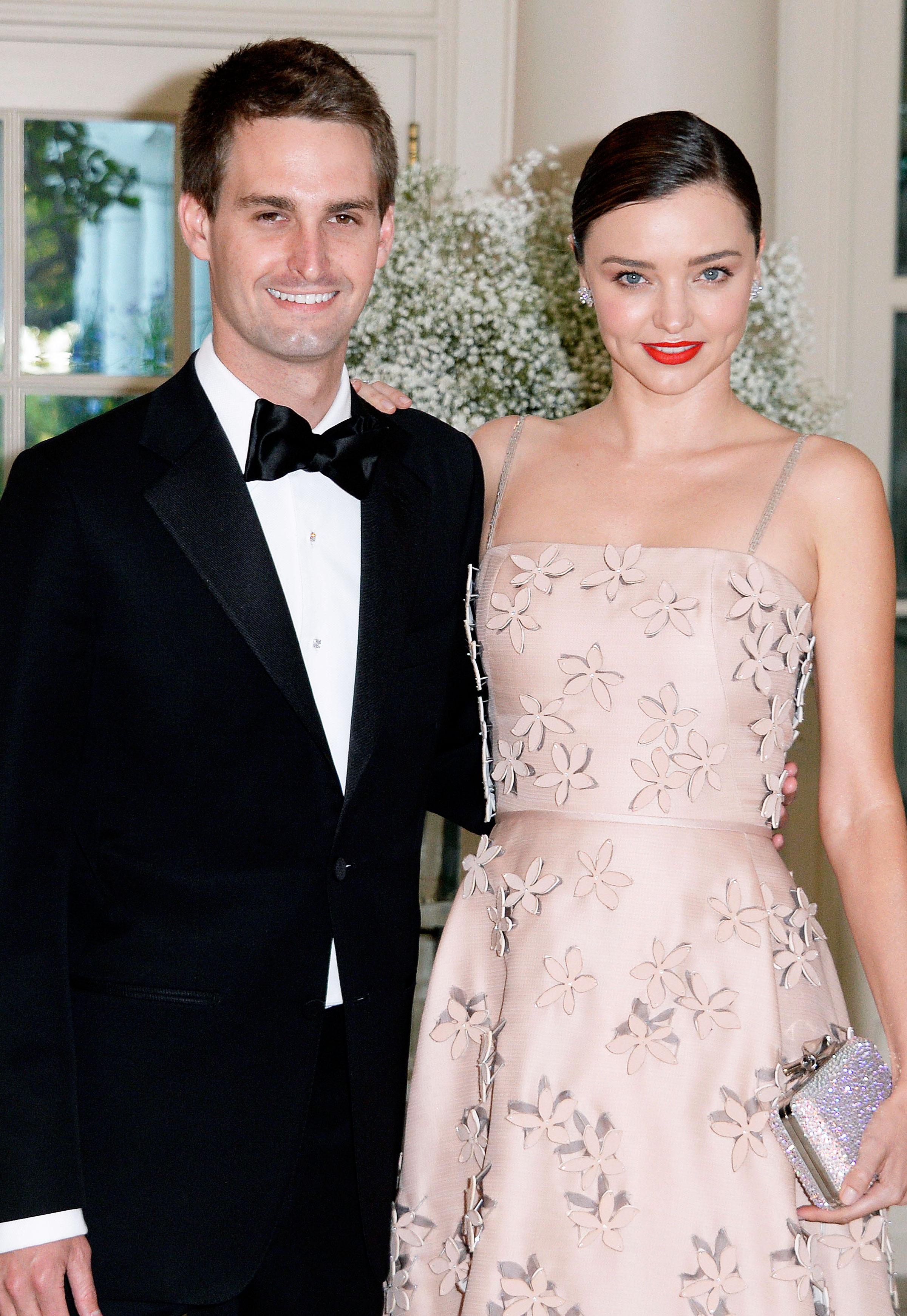 Miranda Kerr, Evan Spiegel Are Getting Married!